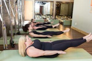 Mat Pilates or Basics