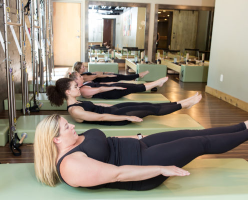 Mat Pilates or Basics