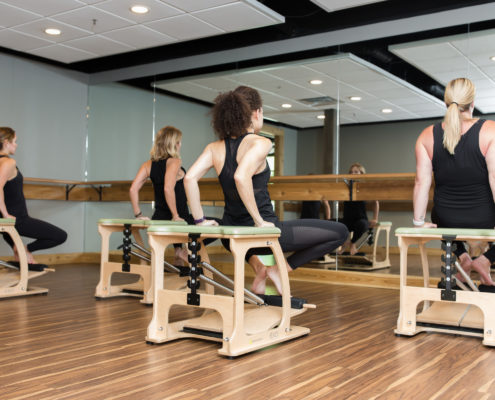 Chair Class Pilates Equipment