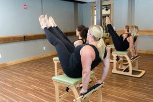 Chair Class Pilates Equipment